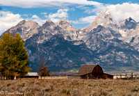 Antelope Flats, The Tetons